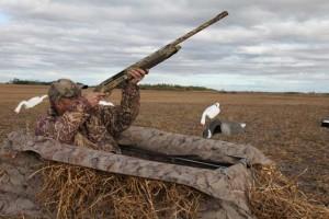 Весенняя охота ружье