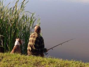 Рыбалка летом с удочкой