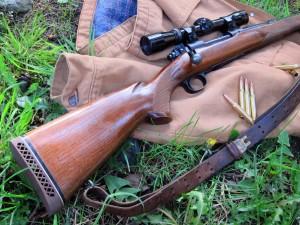 Оружие для охоты стрелять потроны