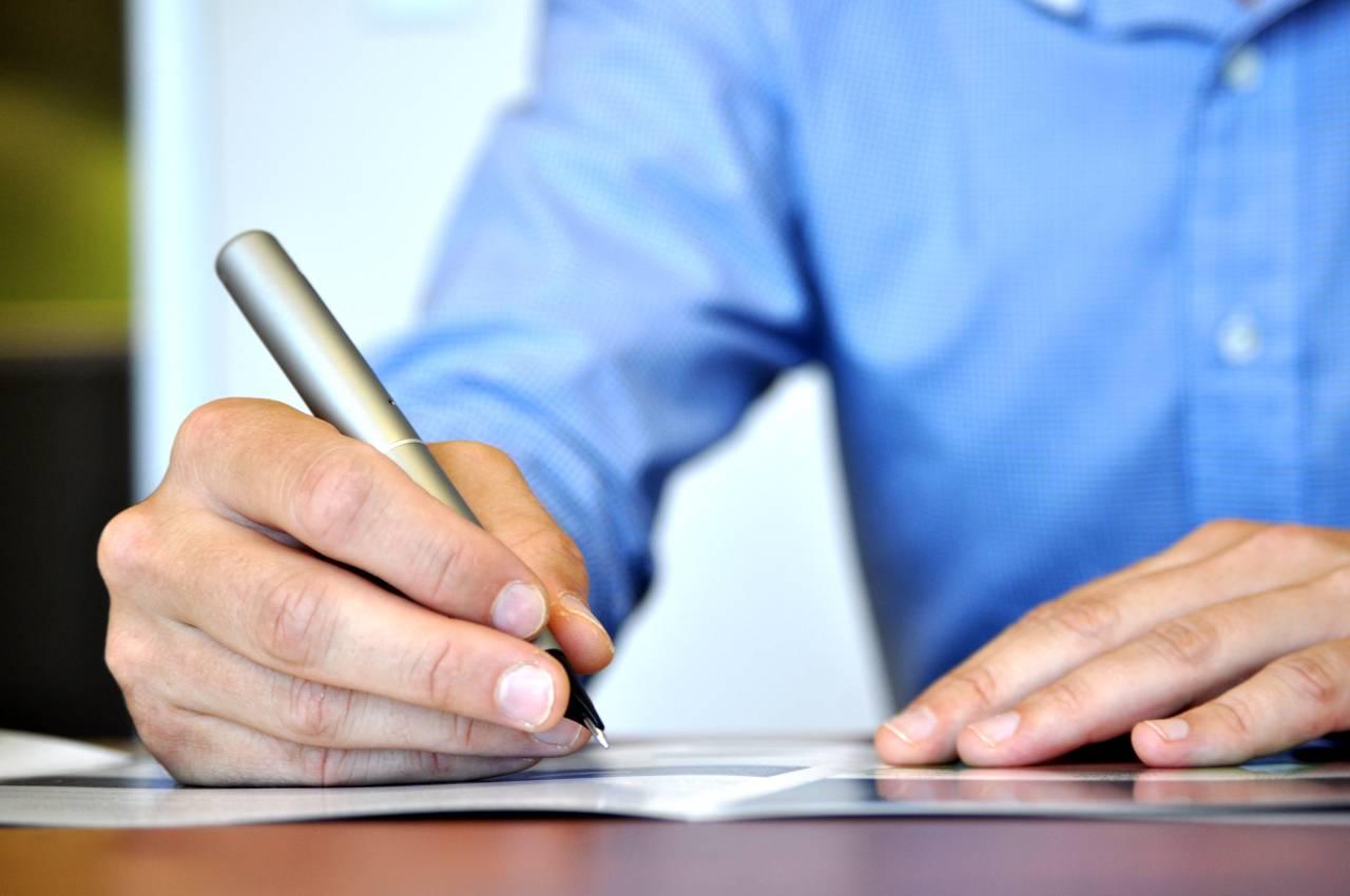 Писать документы